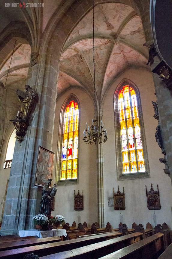 Kirche in Jauer