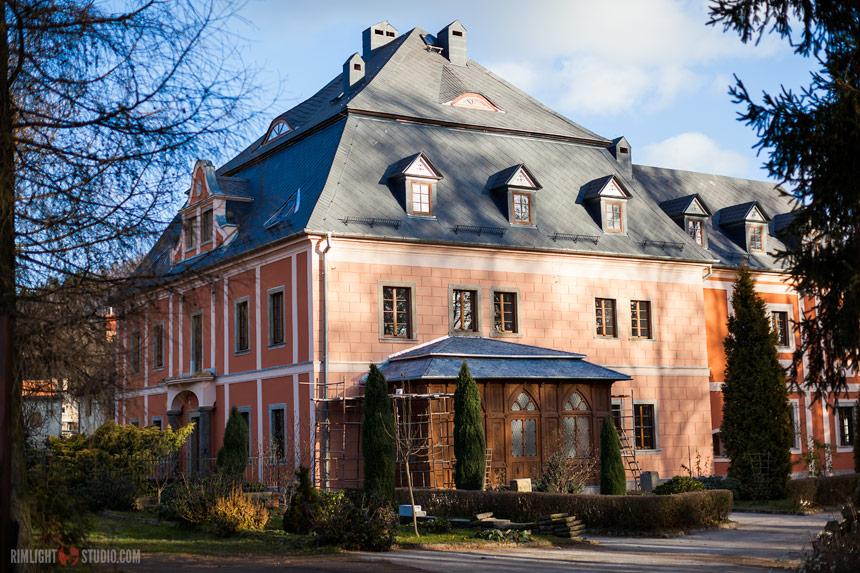 Княжеский дворец в городе Влень