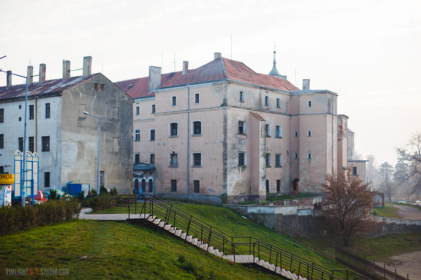 The Piasts' Castle in Jawor