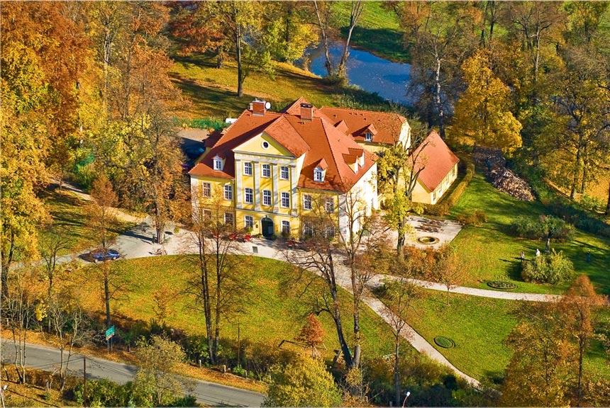 Castle Lomnitz / Łomnica