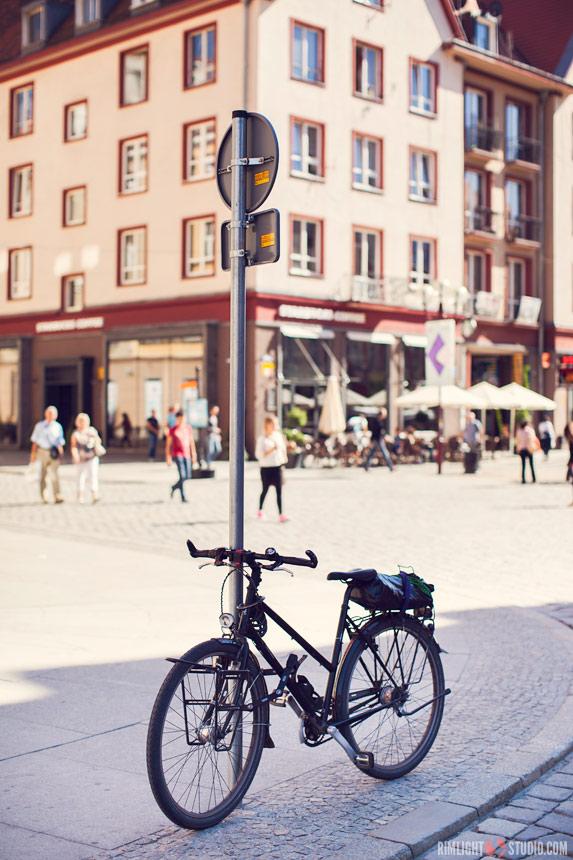 Miasto rowerów