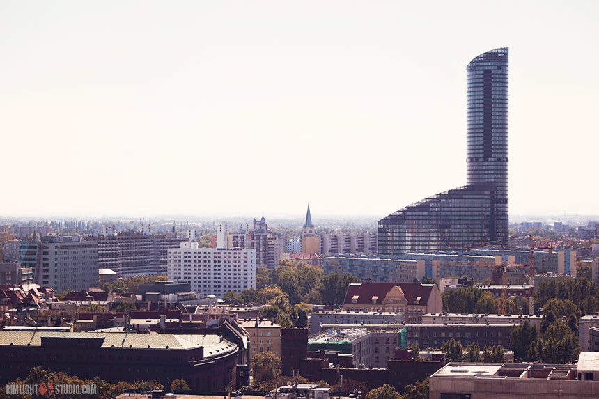 Sky Tower, punkt widokowy