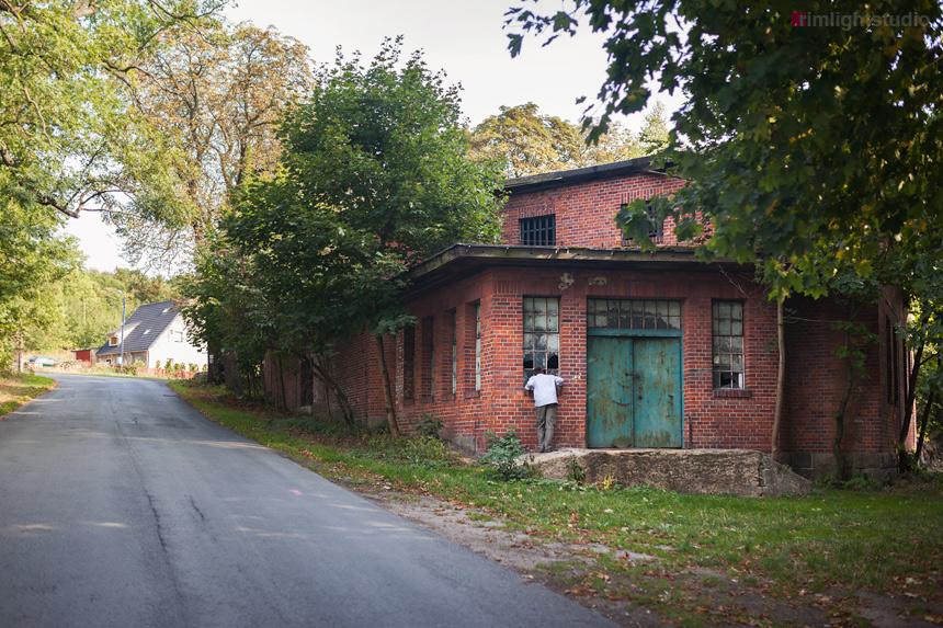 Old Brewery in Miedzianka