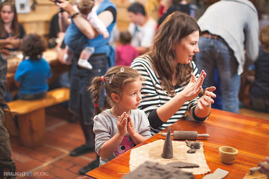 Ceramics workshops for children Poland