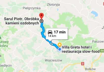 Piotr Sarul directions