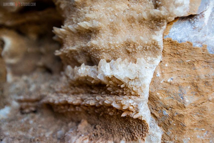 Minerały kalcytowe z Góry Połom