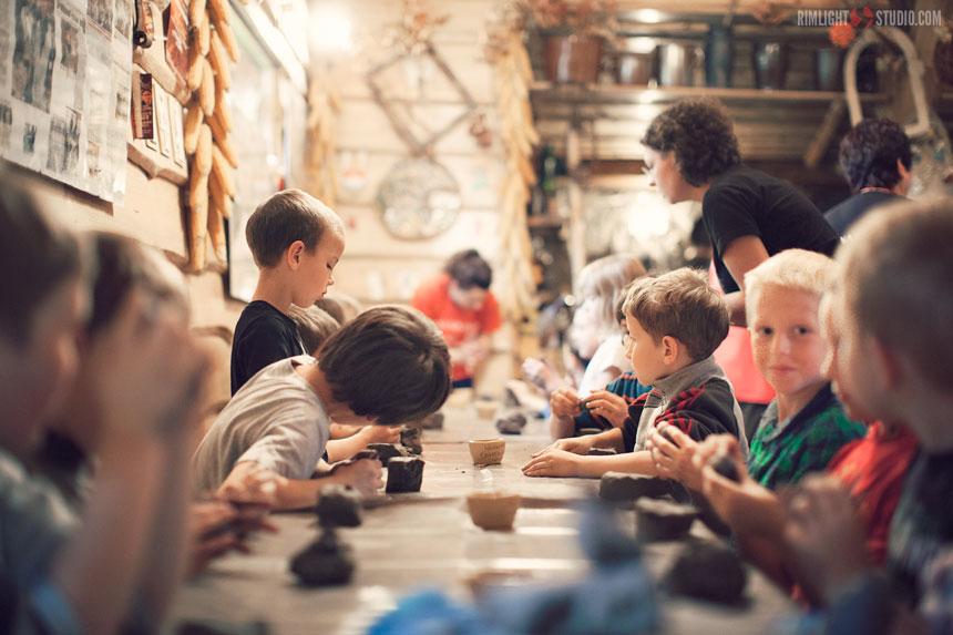 Hand-made ceramics from Poland