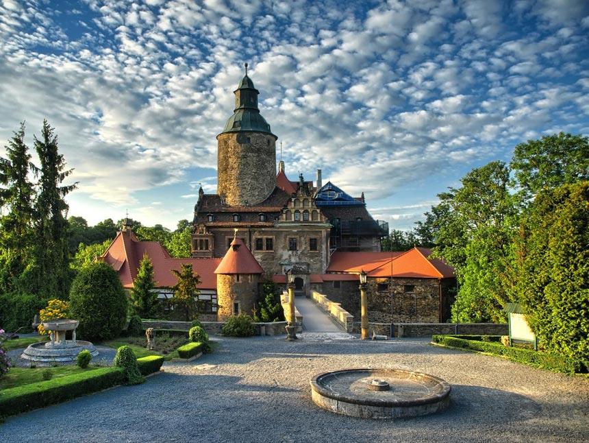 Burg Tzschocha