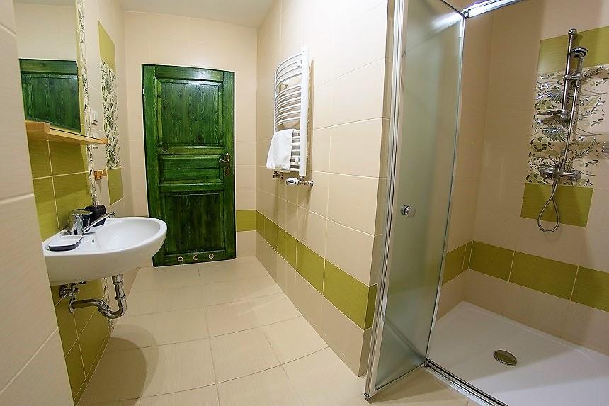 Młyn Wielisław - łazienka