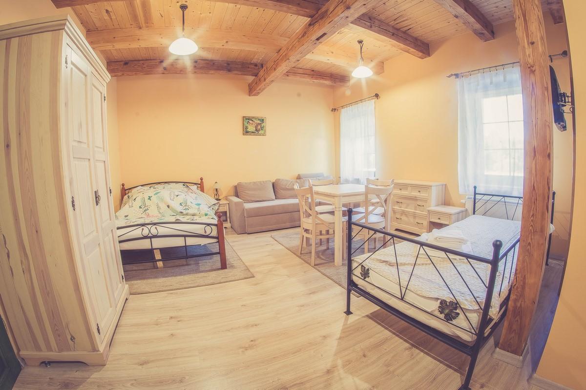 Młyn Wielisław - pokój rodzinny