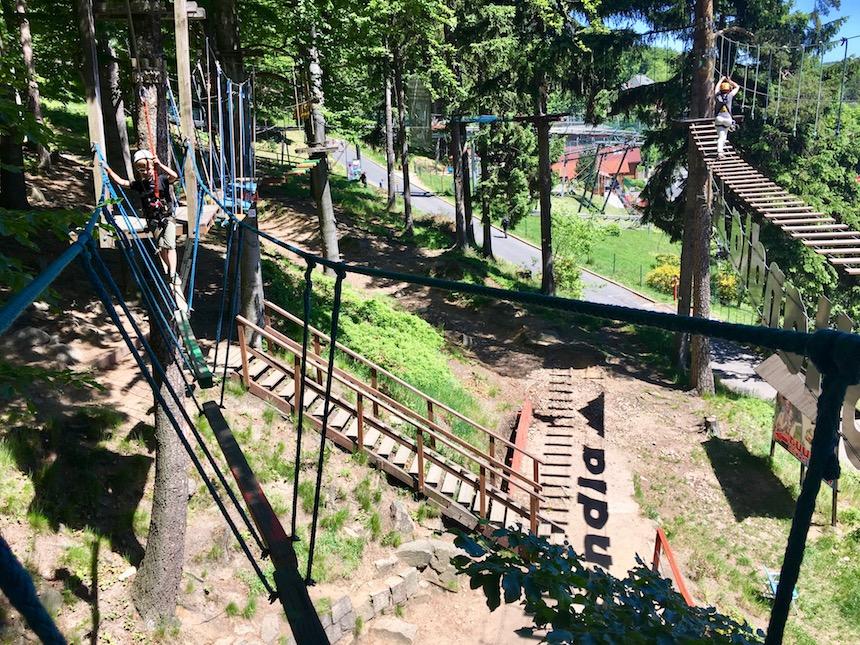 Amusement Park Szklarska Poreba