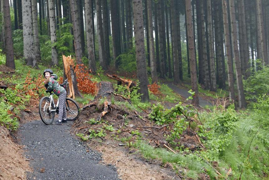 Gdzie na rower w Polsce