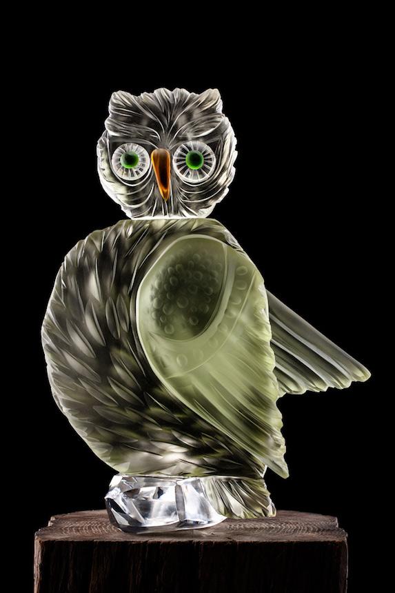 Стеклянная сова