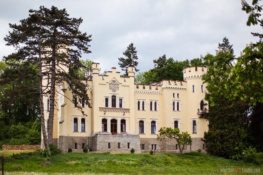 Дворец в Мыслибоже