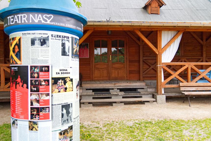 Teatr Nasz w Michałowicach
