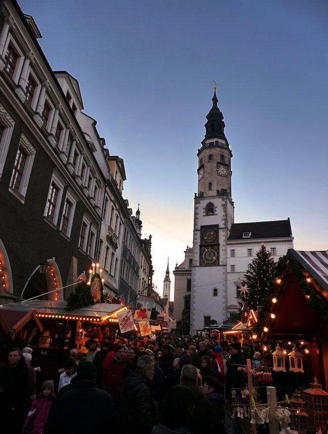 Christmas market attractions