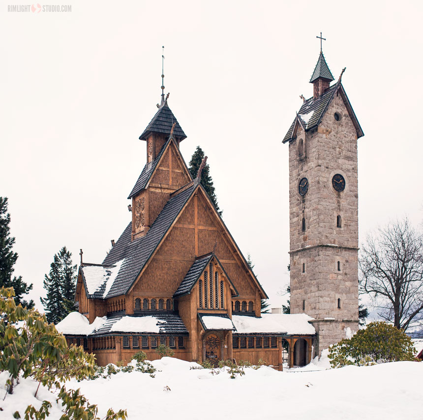 Церковь Ванг