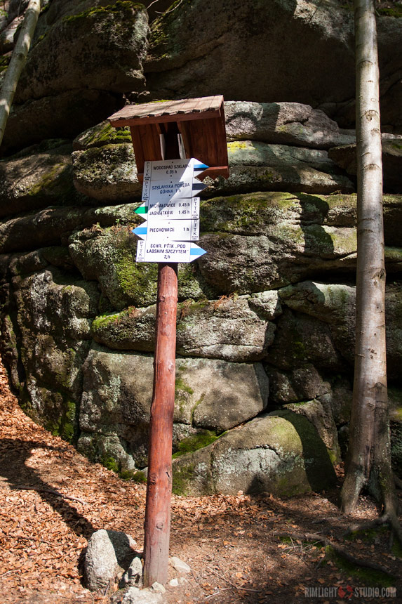 Szlaki turystyczne w Szklarskiej Porębie
