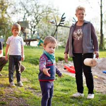 Pension fuer Familien in Polen