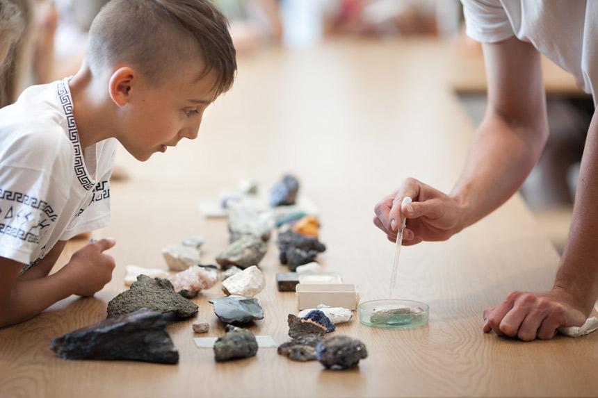Rozpoznawania minerałów i skał
