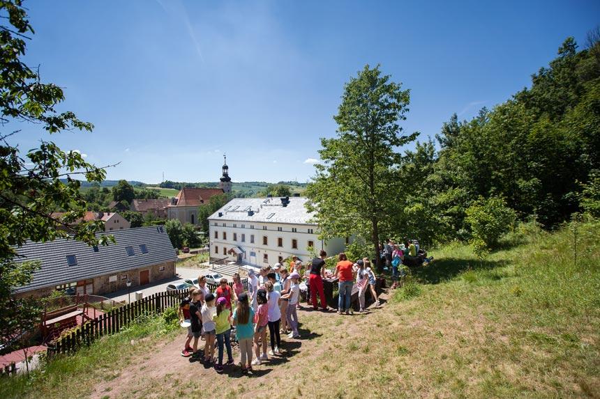 Zielona Szkoła w górach