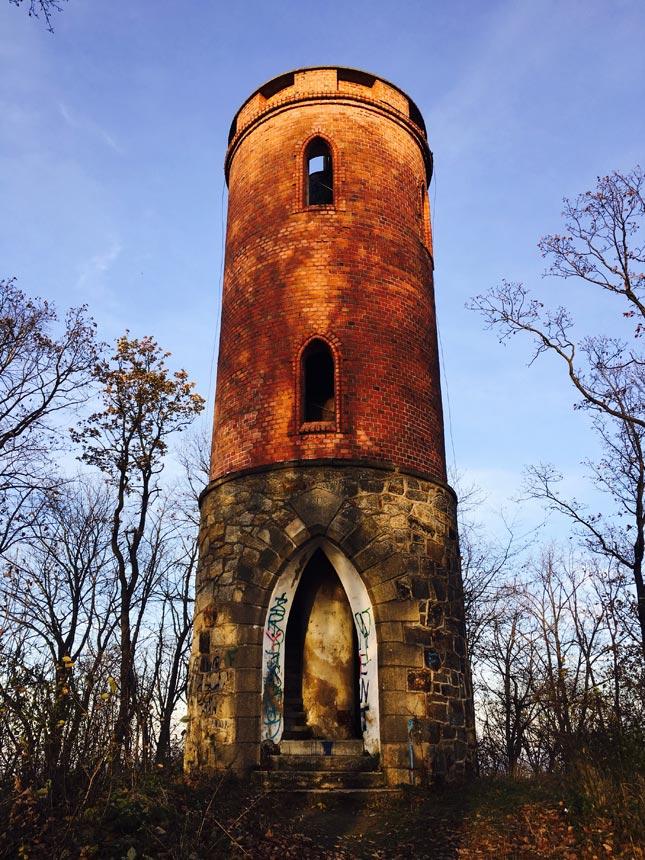 Radogost wieża widokowa