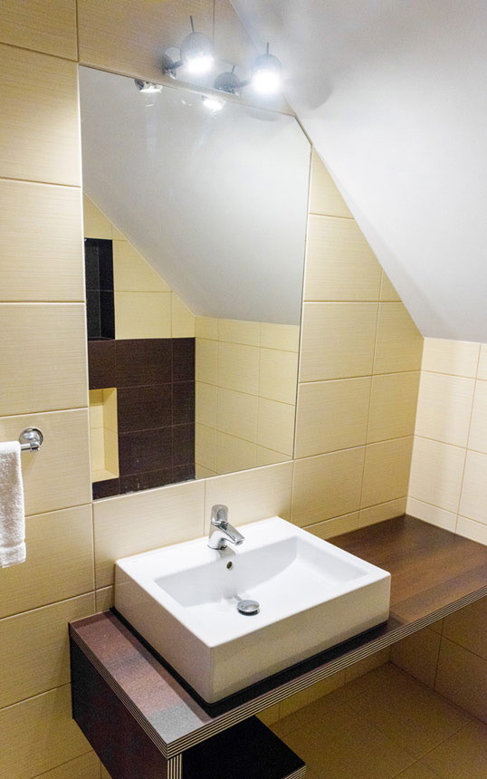 Pokoje z łazienką Wojcieszów