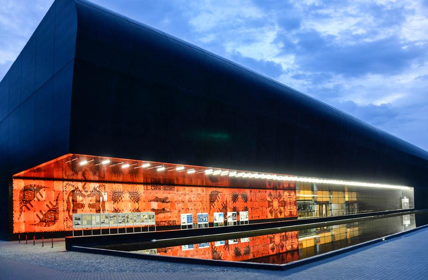 Oceanarium in Wroclaw