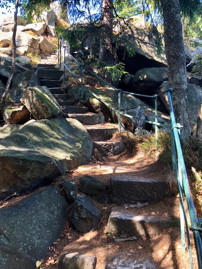 Skalnik Mt. - viewing point