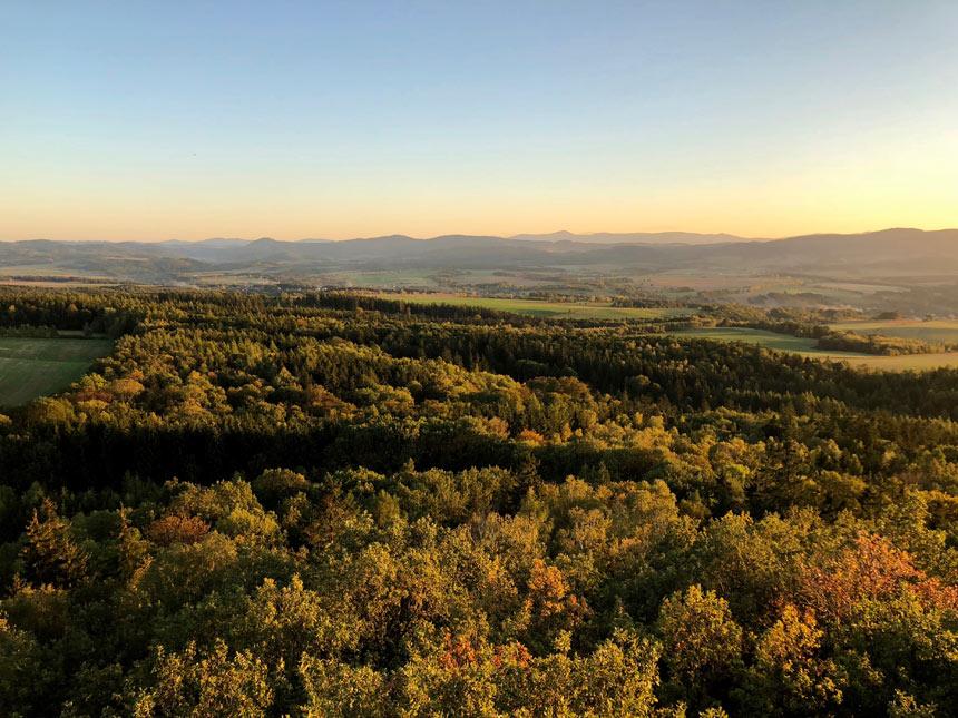 Качавские горы и Качавское пригорье