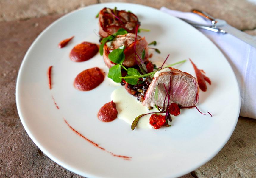 Restaurant Hirschberg / Jelenia Gora
