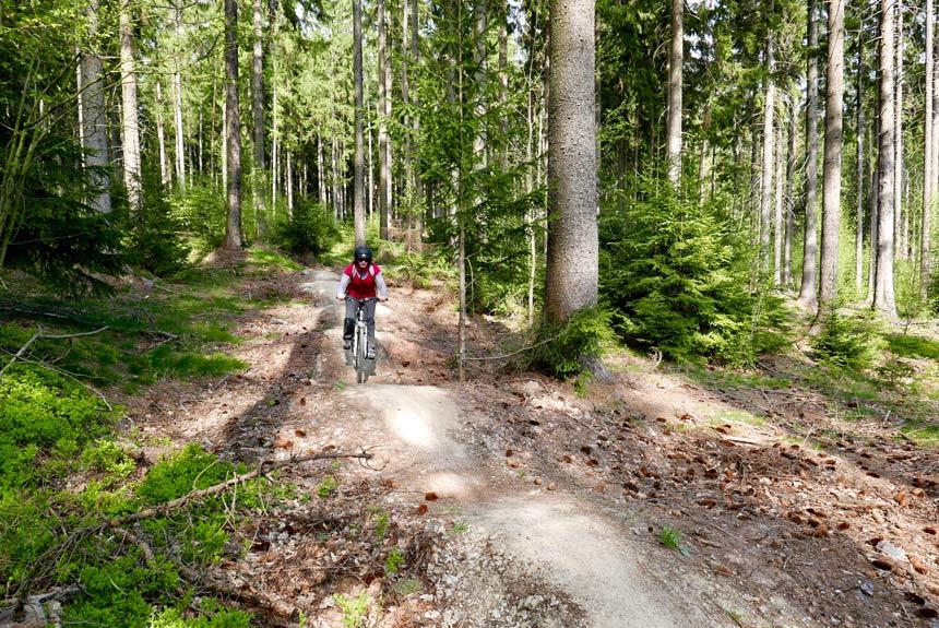 Где покататься на велосипеде в окрестностях Вроцлава