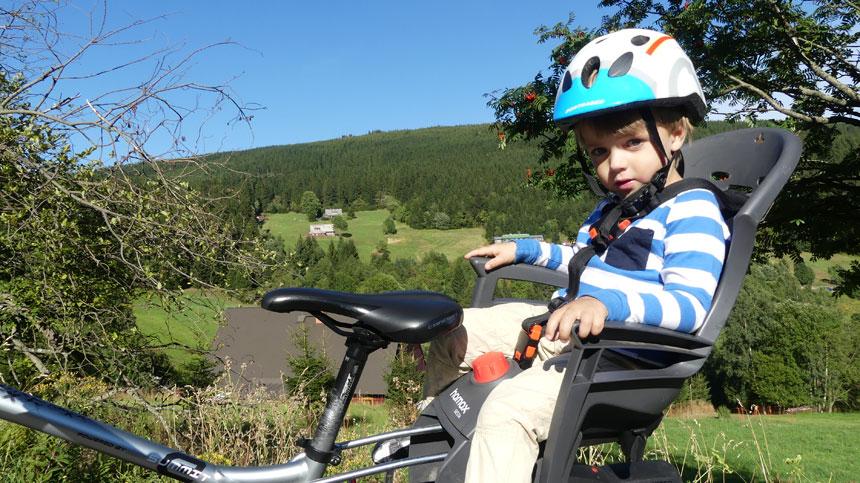 Wypożyczalnia rowerów i fotelików dla dzieci