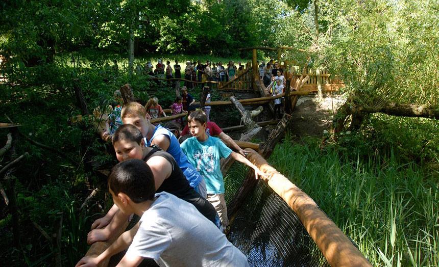 Atrakcje zoo w Goerlitz