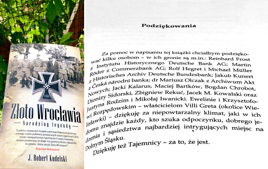 Robert Kudelski - Tajemnice Wrocławia
