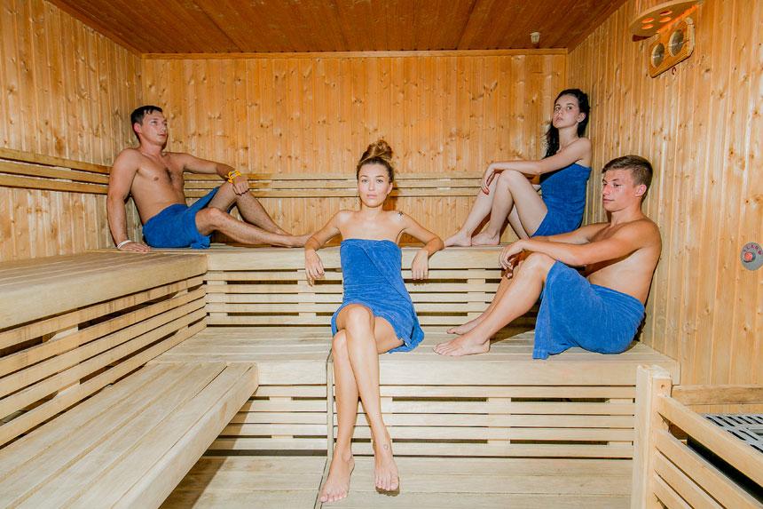 SPA sauna Poland