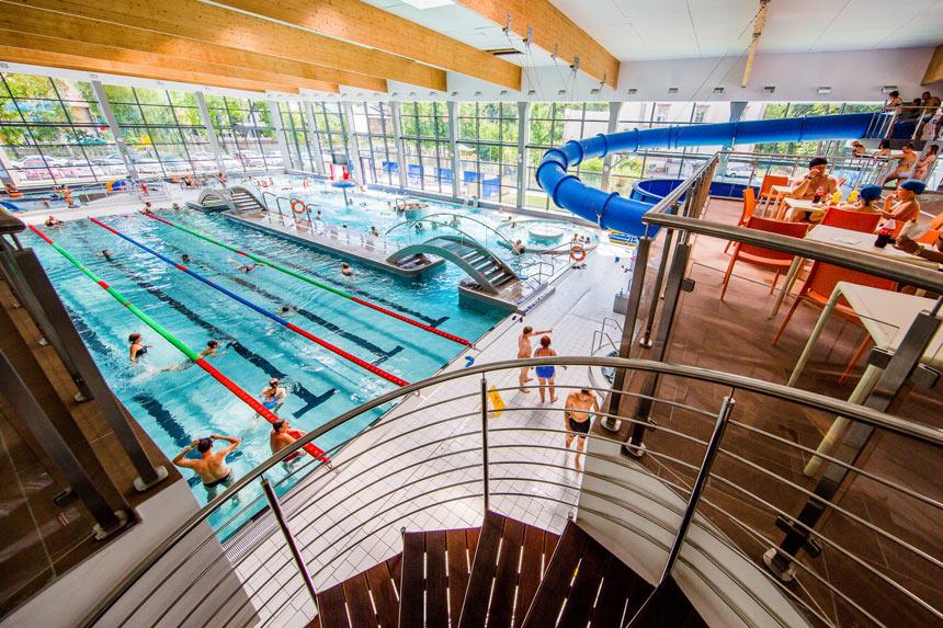 Swimming pool Cieplice Poland