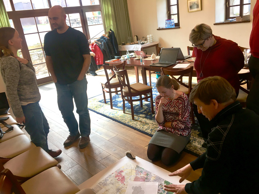 Schulungen in Schlesien