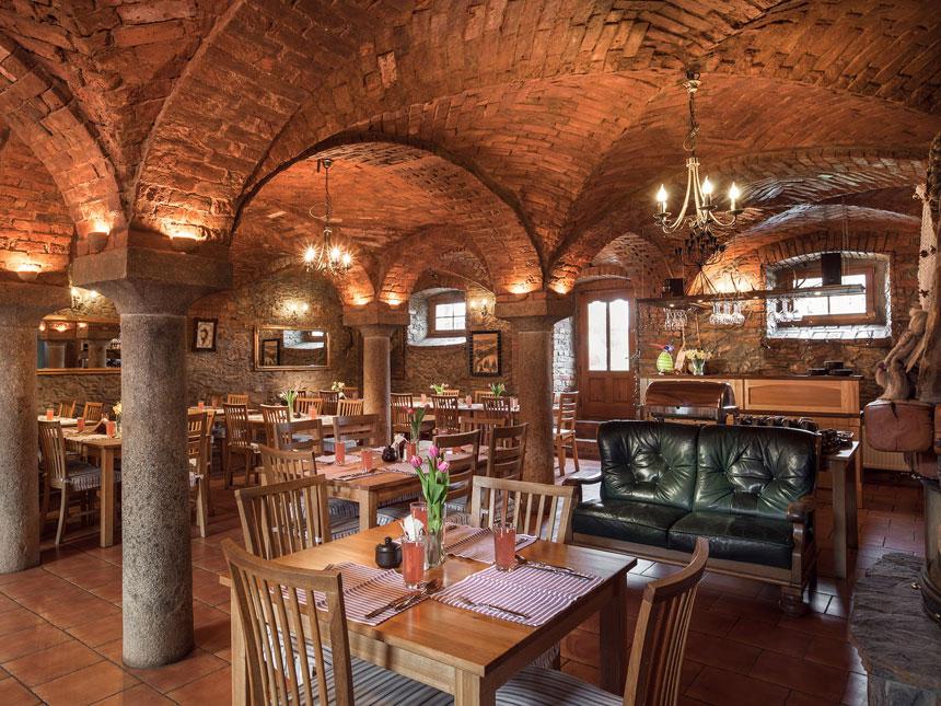 Ресторан Villa Greta в Польше