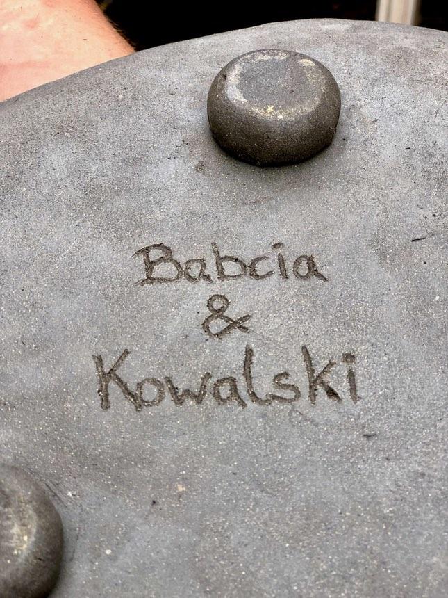 Babcia and Kowalski