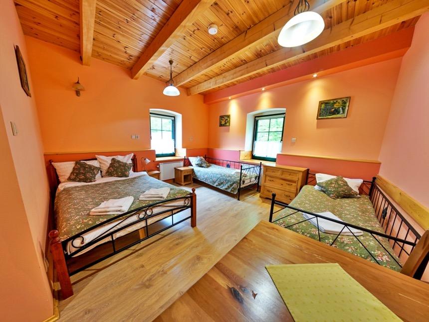 Pokoje rodzinne w Górach Kaczawskich