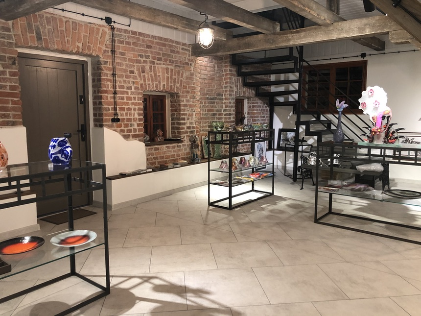 Galeria szkła artystycznego